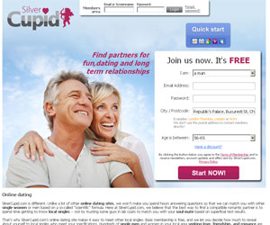 silver cupid dating site