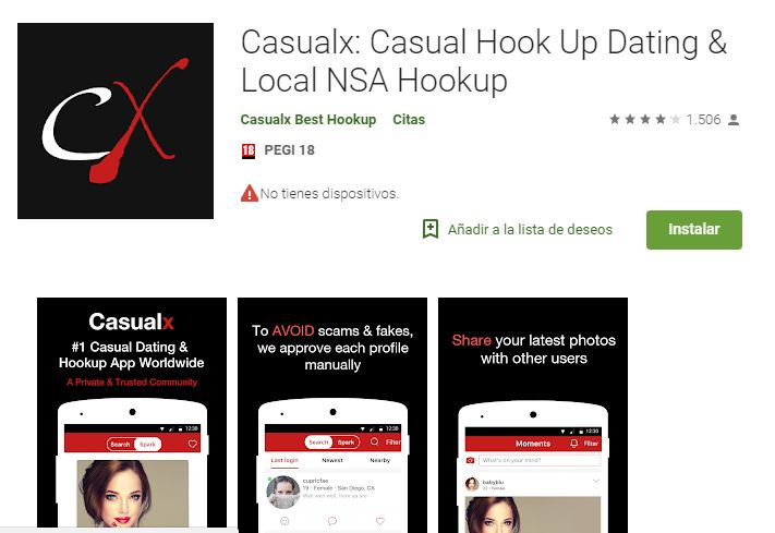 Casual dating apps 2019